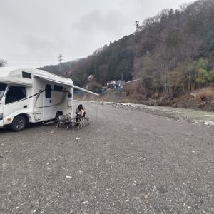 納車後、初キャンプ♪