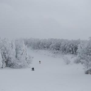 まずは、山形蔵王でスキー2泊旅~♪