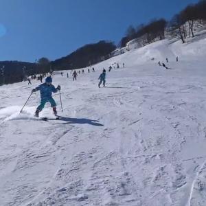 スキーの次はいよいよソロキャン開始っ!?