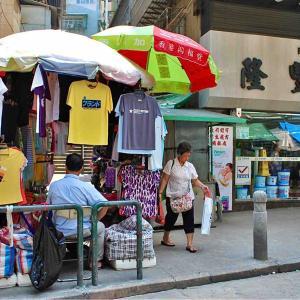 シリーズ・世界の市場(マーケット)から @ 澳門(マカオ)・下環街 「市場としての下環街」