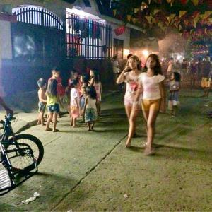 シリーズ・リアル世界の路地裏で @  フィリピン・中央ヴィサヤ・セブ島・セブ市 「パシル・スラムの夜」