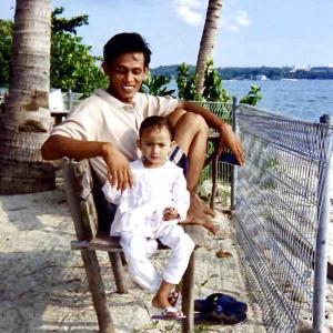 旅の回顧録 @ インドネシア・リアウ諸島 「リアウの離島で」 (JULY,1999)