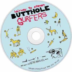 """今僕はこんな音楽を聴いている (自称「音楽鑑賞家」)リプライズ・サルでも分かる""""サイケデリック・ミュージック""""入門 """"BUTTHOLE SURFERS - HAIRWAY TO STEVEN"""""""