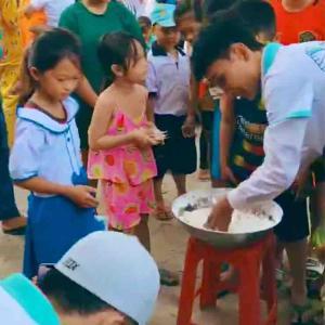シリーズ・リアル世界の路地裏で @ ベトナムの路地裏で ON BIGO LIVE パート2