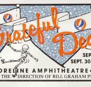 """今僕はこんな音楽を聴いている (自称「音楽鑑賞家」)・サルでも分かる""""サイケデリック・ミュージック""""入門 """"Grateful Dead Shakedown Stream - Shoreline 9/29/1989"""""""