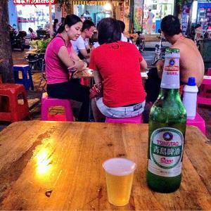 シリーズ・僕はこんな街々で過ごしてきた @ 中国(中華人民共和国)・海南省・三亜市 「群衆街周辺で」