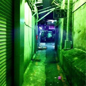 シリーズ・リアル世界の路地裏で @ 台湾(中華民国)・台北 「台北駅裏の大原路周辺で」