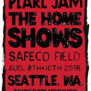今僕はこんな音楽を聴いている (自称「音楽鑑賞家」)・「バカはパール・ジャムを聴かない」 Pearl Jam - 08/08/2018 Safco Field, Seattle, W.A.