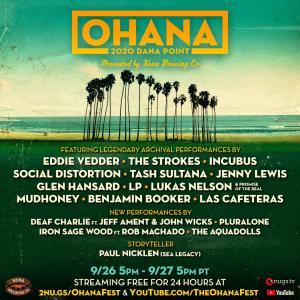 リプライズ・今僕はこんな音楽を聴いている (自称「音楽鑑賞家」)・ OHANA MUSIC FESTIVAL 2020