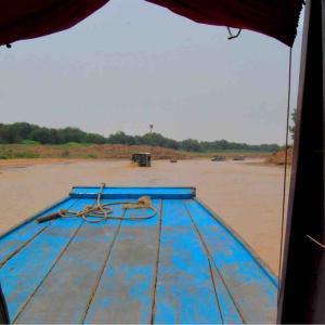 旅の空 @ カンボジア・シェムリアップ 「トンレ・サップの空」