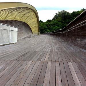旅の空 @ シンガポール マウント・フェーバー 「マウント・フェーバーの公園エリアの空」(FEB.,2012)
