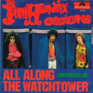 今僕はこんな音楽を聴いている (自称「音楽鑑賞家」)・(コイワカメラの『これを聴け』) JIMI HENDRIX - ALL ALONG THE WATCHTOWER