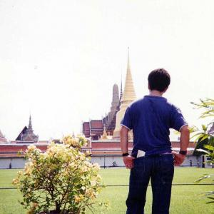 Column・Essay・Diary・Statement @ タイランド・バンコク 1995 「紙焼きスキャンニング・デジタル処理」