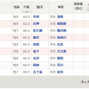 【予想】阪神スプリングジャンプ2020 トラストが大仕事