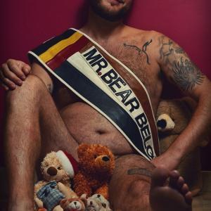 熊系ゲイが集結!今週は Belgium Bear Pride♪
