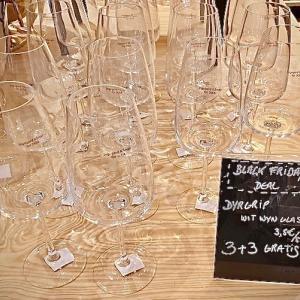 今年のブラックフライデーは、北欧工芸デザイナーのワイングラス♪ @ IKEA