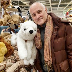 熊のぬいぐるみがカワイイの♪ @ IKEA