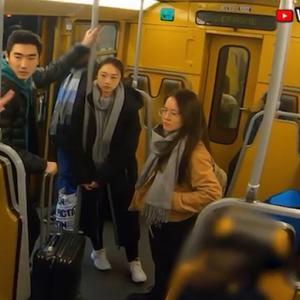 アジア人差別に対する意識向上キャンペーン