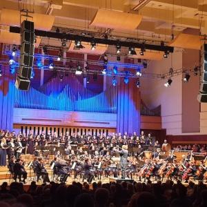 【緊急告知】今夜のコンサート生配信♪ by Brussels Philharmonic