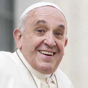 ローマ教皇、同性カップルのシビルユニオン支持を表明♪