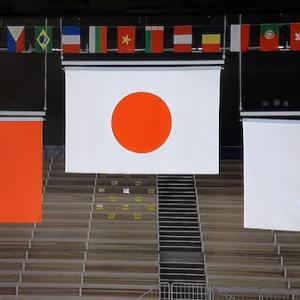 大会6日目も早朝からオリンピック観戦で大興奮♪ 大橋悠依さん& 橋本大輝くん、おめでとう!