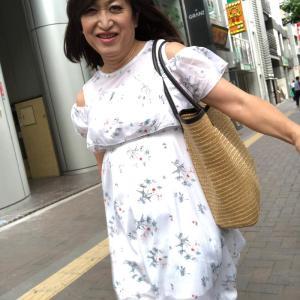 時間ができたので、ちょっと新宿で自撮り散歩♡