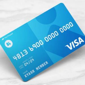 Kyashリアルカードの申し込みで200円相当のポイントがもらえる。2%キャッシュバックの優良カード。
