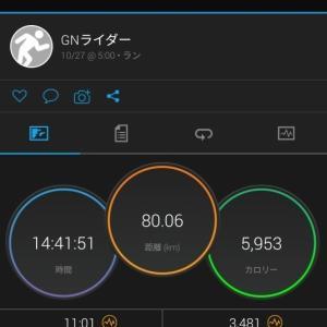 2019  OSJ氷ノ山山系トレイルレース ガーミン記録