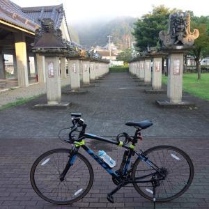 京都「ゆラリー」サイクリングロード一周108km(R2.8.15)