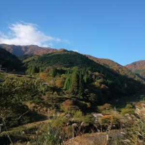 秋の氷ノ山登山(R2.10.25)