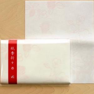 懐紙でコロナウイルス対策