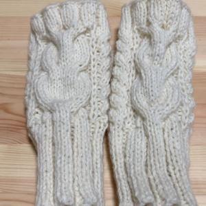 アランの指出し手袋