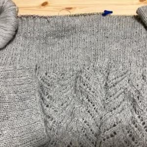 Fyn もみの木のセーター 今