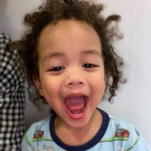 サンバちゃん2歳の誕生日💛