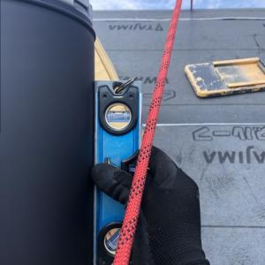 煙突工事と2kg超えのタール