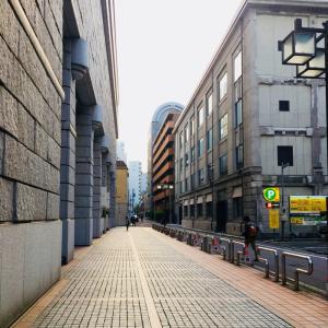【憂鬱な朝完結記念】兜町、日本橋界隈を行く。