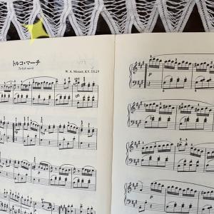 ●シニアの生徒さんの思い出の楽譜