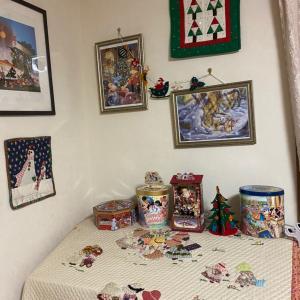 ● お教室はクリスマス仕様になりました。