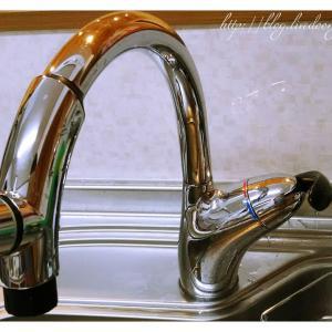 キッチン水洗の交換