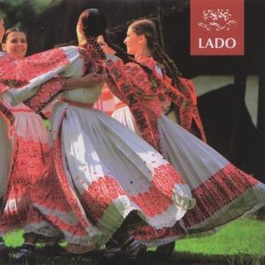 [FR-190] 2014年 クロアチア国立民族舞踊団ラドのダンス曲集CD