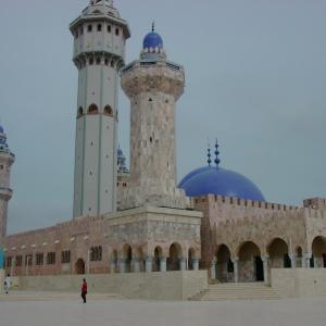 トゥバのグランモスク