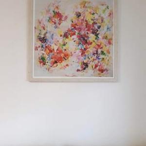 YangYang Panの抽象画