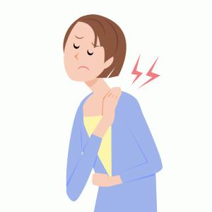 首こりの原因の筋肉、緊張とストレス(さとう式リンパケア大阪市)
