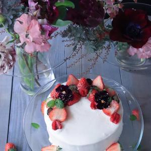 「こんなにふわふわなショートケーキ、はじめてです!」