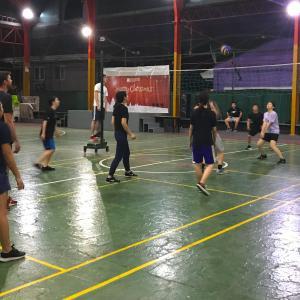 Sports activity!