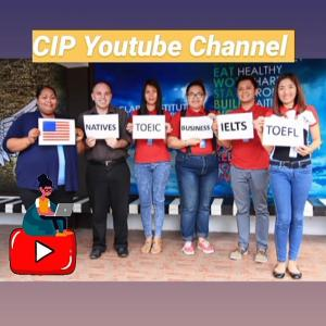 CIP Youtube Channel