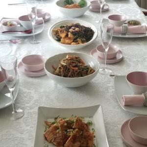エミココキッチン☆韓国お惣菜メニューのコツとヒントをね
