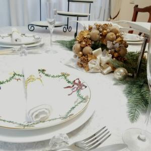 エミココキッチン11月☆楽しく賑やかにクリスマスメニューで。。