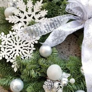 エミココクリスマスリースレッスン☆今年もお楽しみのランチタイムは美味しく楽しく~✨