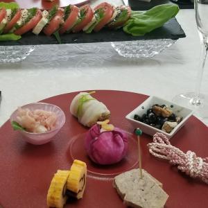 エミココキッチン12月☆簡単に。。でも美味しく。。お正月のおもてなしは楽しみながら作りましょ!